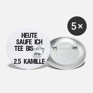 Blood Alcohol Level chamomile - Small Buttons