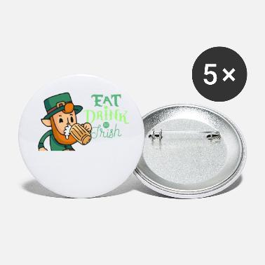 St Patricks Day St Patricks Day Ireland Holiday Irish Gift - Small Buttons