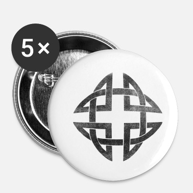 Celtic Celtic Knot Celtic Knot 2 - Buttons/Badges lille, 25 mm