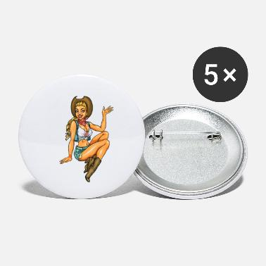Pinup Pinup - Small Buttons