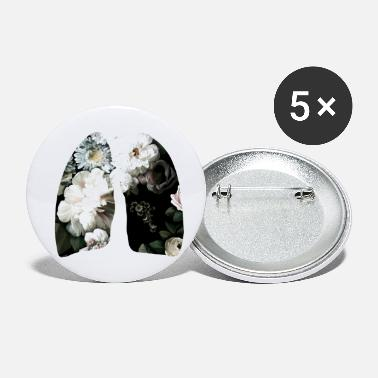 Bloom Bloom Flower Breath - Small Buttons