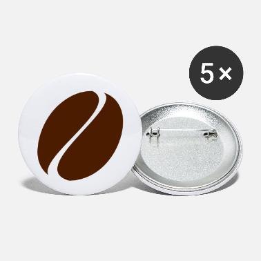Coffee Bean Coffee Bean - Small Buttons