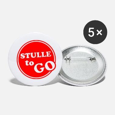 Stulle to go - Buttons klein