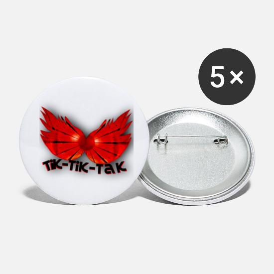 Country Buttons - idea - Small Buttons white