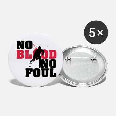 Foul Hockey: No blood no foul - Rintamerkit pienet