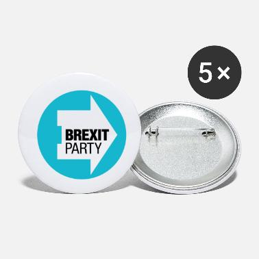 Brexit Party - Small Buttons