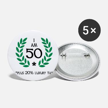 Skat 60 - 50 plus tax - Små buttons