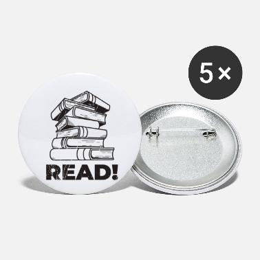 Read read - Small Buttons
