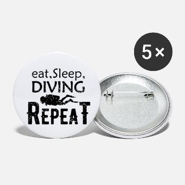 Wetsuit Diving - shirt holiday sports wetsuit gift - Small Buttons