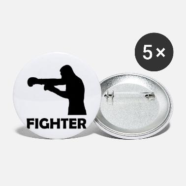 Gym fighter - Small Buttons