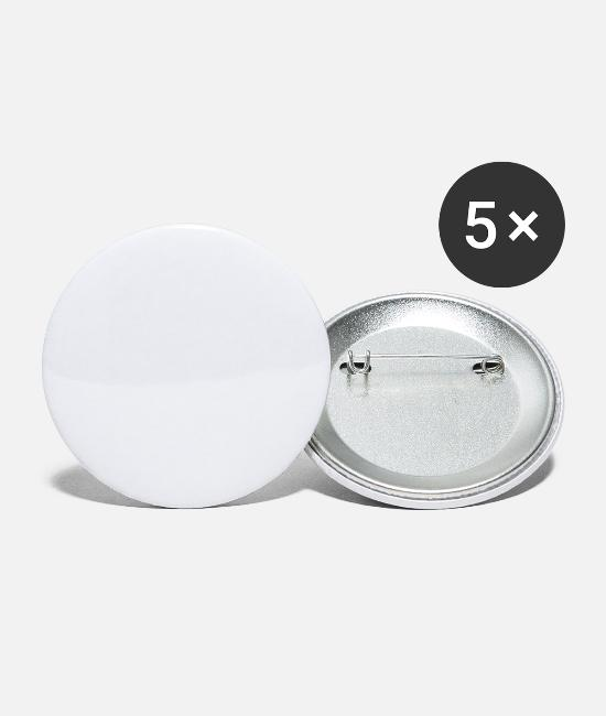 Mother Buttons - BEST MIMI EVER - Small Buttons white