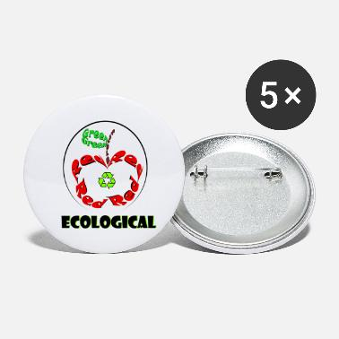 Ecological Ecological - Small Buttons