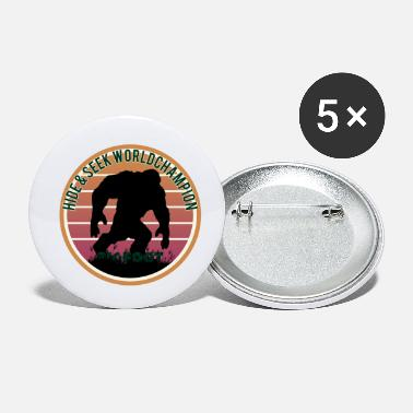 Bigfoot Bigfoot - Petits badges