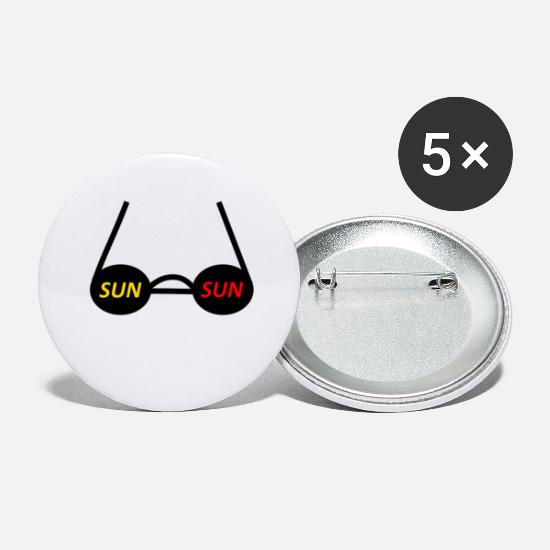 Sunglasses Buttons - Sunglasses - Small Buttons white