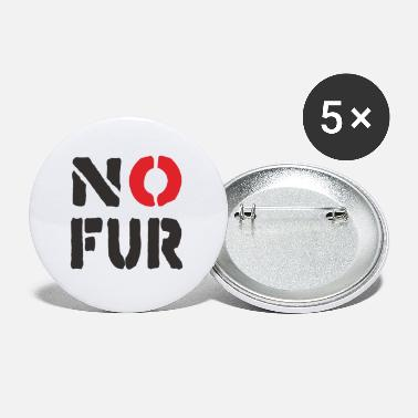 Fur No fur - Small Buttons