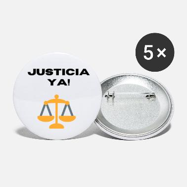 Justice-authority JUSTICE ALREADY - Small Buttons