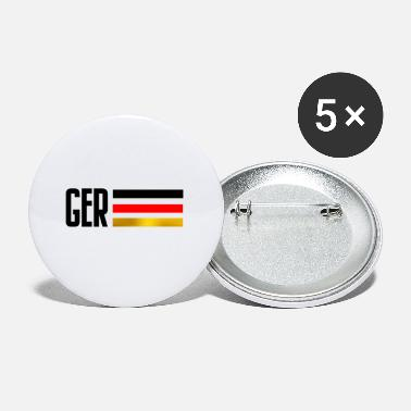 German German - Small Buttons
