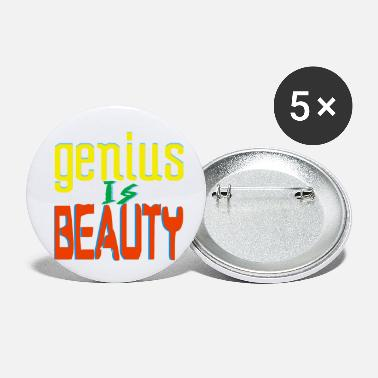 Italy genius - Small Buttons