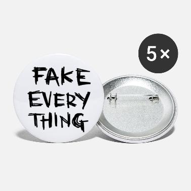 Fake Fake Everything # 1 - Rintamerkit pienet