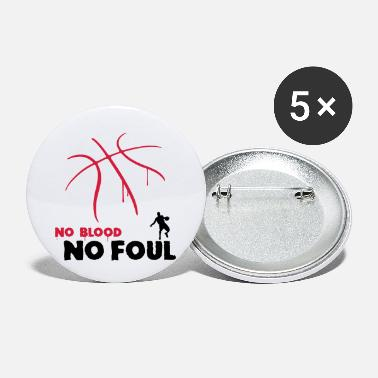 Foul no blood no foul basketball - Rintamerkit pienet