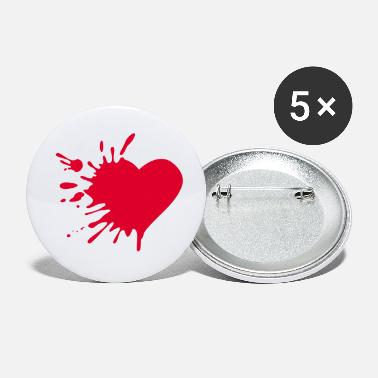 Hurt Love Hurts - Small Buttons