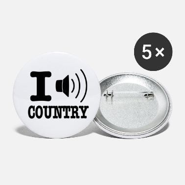 Country I music country / I love country - Spille piccole