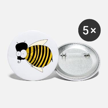 Freaky freaky bee - Small Buttons