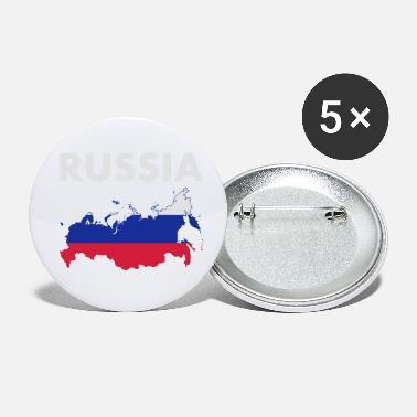 Russia Russia - Small Buttons