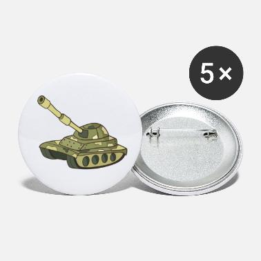 Tank tank - Small Buttons