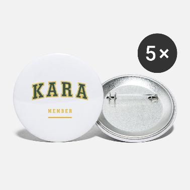 Kara Kara - Small Buttons