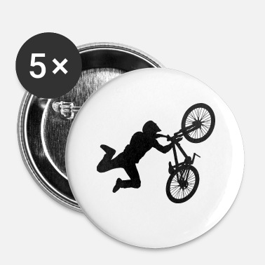 Bmx BMX - Badge petit 25 mm