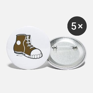 Boot Boots - Small Buttons