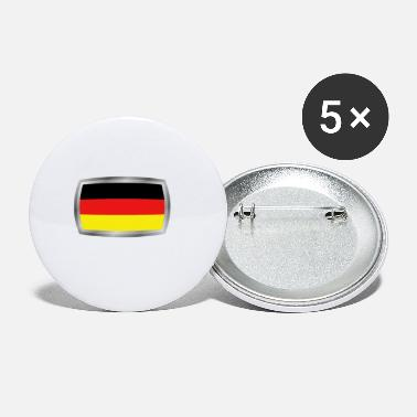 Flag Of Germany flag of Germany - Small Buttons