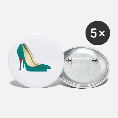 High Heel High heels - Small Buttons