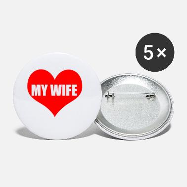 Wife wife - Small Buttons
