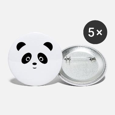 Sweet panda - Small Buttons
