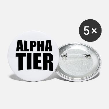 Animal alpha - Petits badges