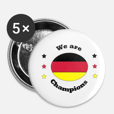 Champion Champions - Buttons/Badges lille, 25 mm