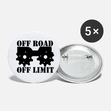 Off Off Road Off Limit - Rintamerkit pienet