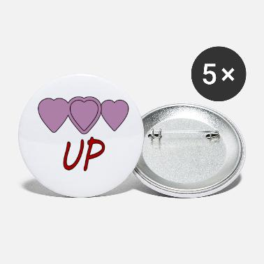 Up UP - Small Buttons