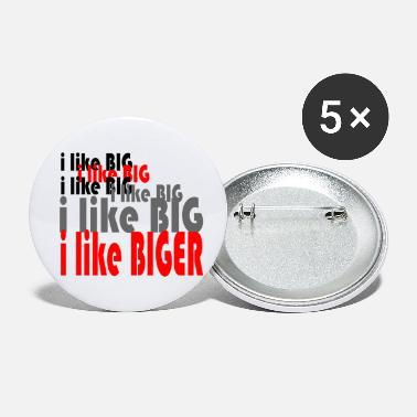 Big BIGER - Buttons klein
