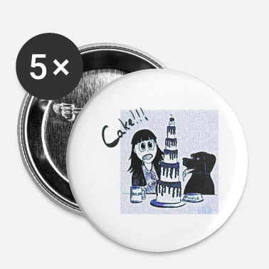 Kage Kage!!!!!!! Kage!!!!!! - Buttons/Badges lille, 25 mm