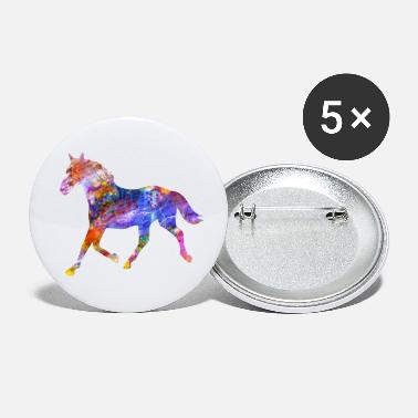 Tripping Horse - Buttons klein