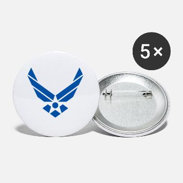 United States United States Air Force, USAF, United States Air Force - Buttons klein