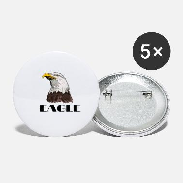Graphic Art EAGLE graphic art eagle - Small Buttons