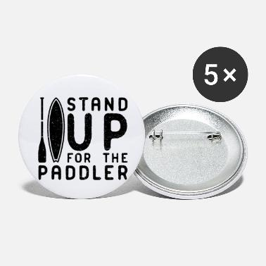 Stand Stand For The Paddler - Stand Up Paddle - Small Buttons
