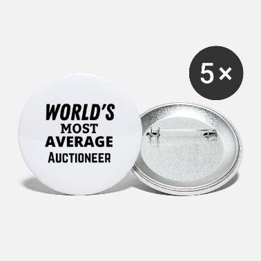 Auctions Auctioneer Gift,Funny Auctioneer - Small Buttons