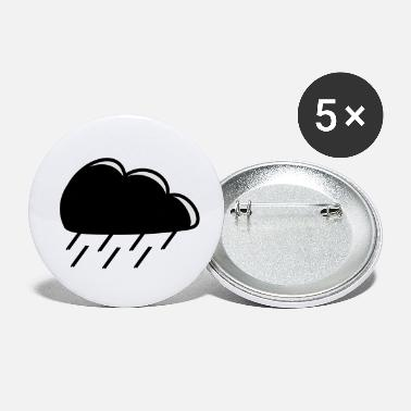 Severe Weather showered - Small Buttons