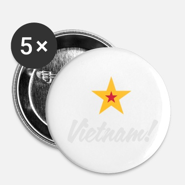 Communist Communist Vietnam - Buttons small 25 mm