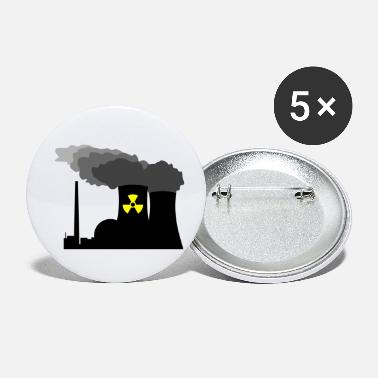 Nuclear Power Nuclear Power - Small Buttons